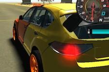 3d simulateur de voiture
