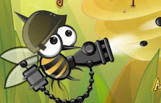 Jeu Le hero de la ruche