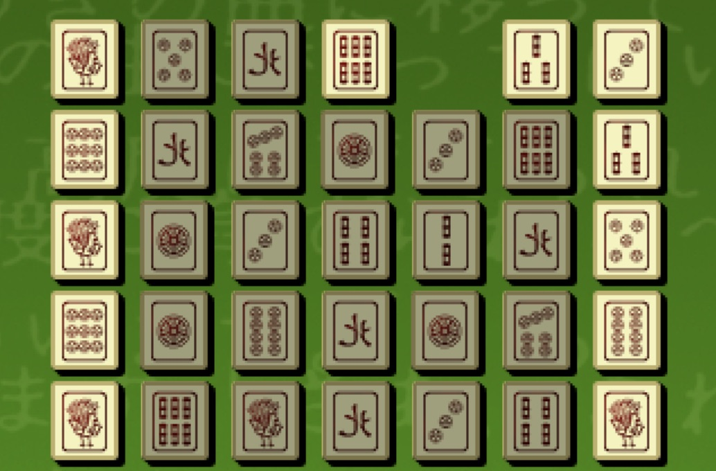 Jeu The Mahjong