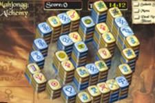 Jeu Mahjong alchimie