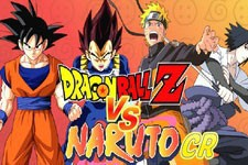 Jeu DragonballZ vs Naruto