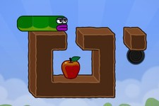 Jeu Apple worm