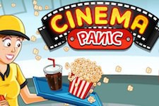 Jeu Cinema panic
