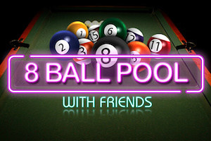 Jeu 8 ball pool with friends