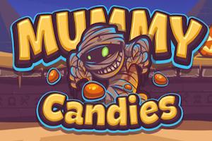 Jeu EG mummy candies
