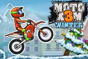 Jeu Moto X3M Winter