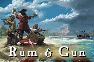 Rum and gun