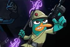 Agent P Espion rebelle