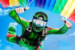 Jeu Air stunts flying simulator