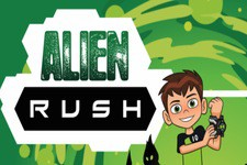 Jeu Ben 10 Alien rush
