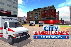 Ambulance rescue simulator