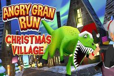 Jeu Angry gran run Christmas village