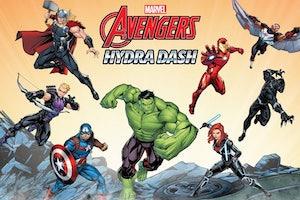 Jeu Avengers hydra dash