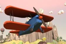 Jeu Biplan 3D