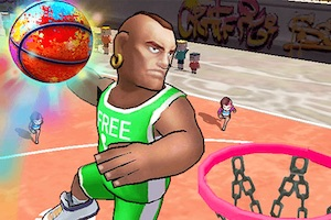 Jeu Basketball io