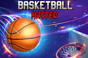 Jeu basket ball master