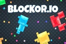 Jeu Blockor io