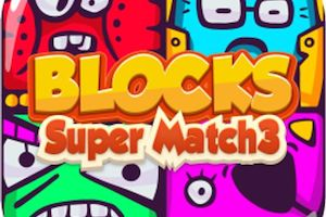Jeu Blocks super match 3