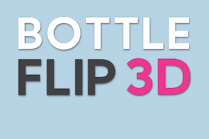 Jeu Bottle flip 3d