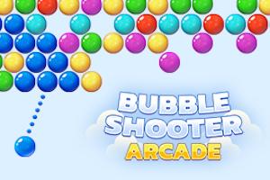 Jeu Bubble shooter arcade