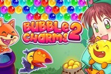 Jeu Bubble charms 2