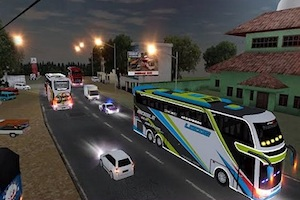 City metro bus simulator 3d