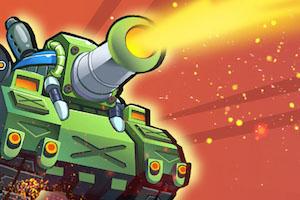Jeu Clash of tanks