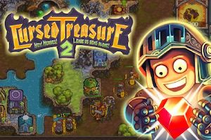 Jeu Cursed treasure 2