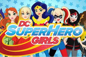 Jeu DC super hero girl