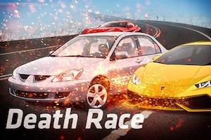 Jeu Death race sky season