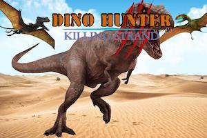 Jeu Dino hunter