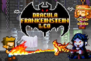 Dracula Frankenstein and co