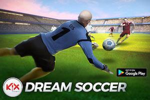 Jeu Dream soccer