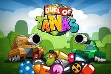 Jeu Duel de tank