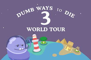 Jeu Dumb Ways to Die 3 World Tour