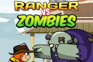 Jeu EG ranger zombies
