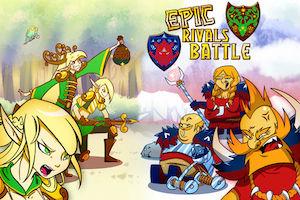Jeu Epic rivals battle