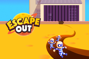 Jeu Escape out