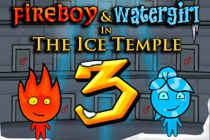 Jeu Fireboy and Watergirl 3