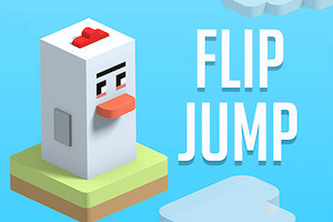 Jeu Flip jump