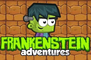 Jeu Frankenstein adventures