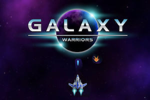 Jeu Galaxy warriors
