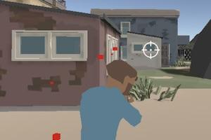 Gun mayhem