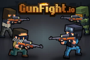 Gun fight IO