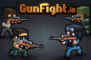 Jeu Gun fight IO