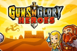 Jeu Guns n glory heroes