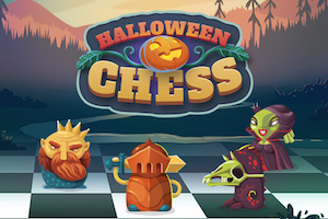 Jeu Halloween chess