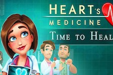 Jeu Heart s Medicine Time to Heal