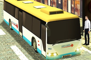 Jeu Highway bus driver simulator