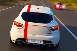 Jeu Highway racer 3d